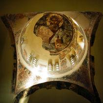 Byzantinische Kirchenkuppel von Sabine Radtke