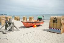 Strand von Kellenhusen von fotowerk