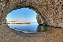 Alogomandra beach in Milos island, Greece by Constantinos Iliopoulos