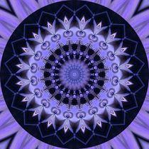 Mandala Weg der Erleuchtung von Christine Bässler