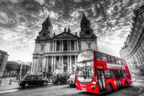 St Paul's Cathedral London von David Pyatt