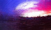 Purple sky von Andrew Michael