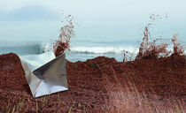 Kosmische Küste  |  Cubic Costal Collision  |  La Vida en Marte by artistdesign