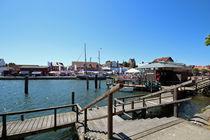 Hafen Heiligenhafen von fotowerk
