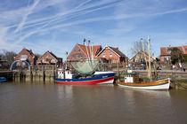 Hafen Neuharlingersiel von fotowerk