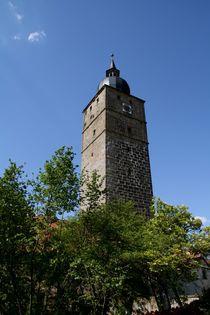 Eberner Grauturm by Andrea Meister