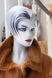 Mannequin 74a by David Hare