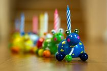 Geburtstagszug von Katja Bartz