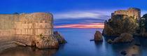 Dubrovnik & Sunset von Luis Henrique de Moraes Boucault