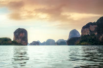 Ao Phangnga Bay & Sunset by Luis Henrique de Moraes Boucault