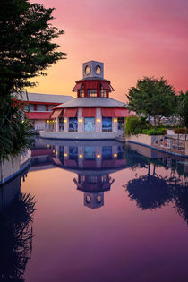 Sentosa & Reflection by Luis Henrique de Moraes Boucault