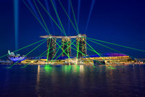 Singapore & Lights von Luis Henrique de Moraes Boucault
