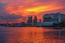 Vivocity & Sunset von Luis Henrique de Moraes Boucault