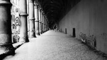 Bologna, portico di via Santo Stefano by Federico C.
