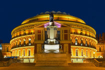 Royal Albert Hall & Blue Hour by Luis Henrique de Moraes Boucault