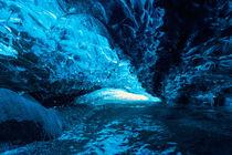 Iceland & Ice Cave by Luis Henrique de Moraes Boucault