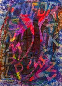 Kunstsiegel-Kosmische Energie von Barbara Richter