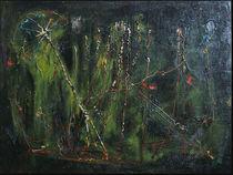 Abstract Green von Zeke Nord