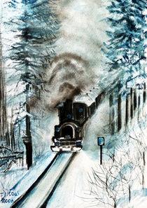 'Im Erzgebirge' by Irina Usova