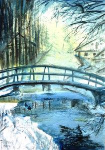 Die Brücke von Irina Usova