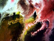 LV - 223 Mond atmosphare von Bill Covington