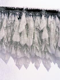 Eiskristallformation von Sabine Radtke