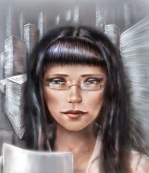 Office girl von zvezdochka