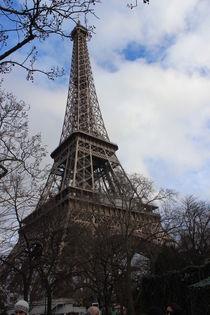 La Tour Eiffel - I von Klauss Milhorati Neves