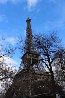 La Tour Eiffel von Klauss Milhorati Neves