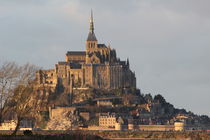 Le Mont Saint Michel by Klauss Milhorati Neves