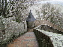 Le Mont Saint Michel von Klauss Milhorati Neves