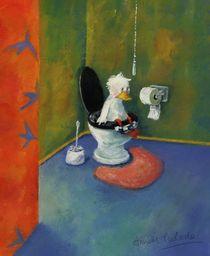 Dudu hat Bauchweh by Annette Swoboda