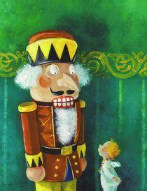 Der Nussknacker von Annette Swoboda