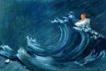 Winde wehn, Schiffe gehn by Annette Swoboda