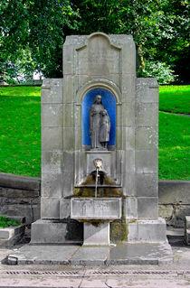 St Ann's Well, Buxton by Rod Johnson