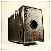 Agfa Box  by Rob Hawkins