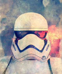 Storm trooper by Mihalis Athanasopoulos