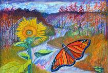 Monarch Butterfly by John Powell
