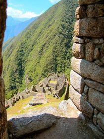 Wanderung auf dem Inka Trail in Peru