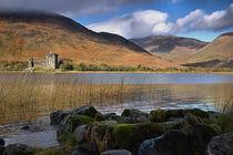 Kilchurn Castle by kevin wise