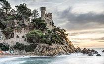 D'en Plaja Castle (Lloret de Mar, Catalonia) von Marc Garrido Clotet