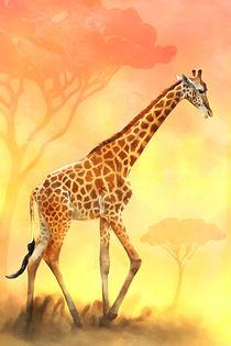 Giraffe von darlya