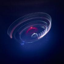 Photonenrotor #41 von Sven Gerard