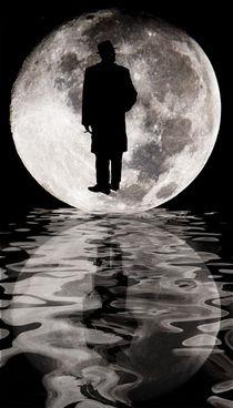 The man in the Moon - Der Mann im Mond von Chris Berger