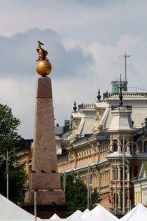 Kauppatori Helsinki by lisebonne