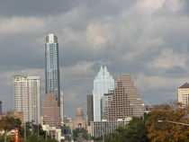 Austin Skyline by Ron Moses