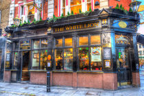 The White Lion Covent Garden London by David Pyatt