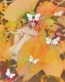 Star Moth von Sherri Leeder