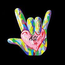 I Heart ASL by eloiseart