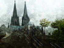 The Cathedral by ealin